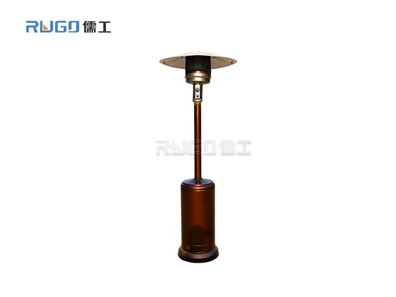 伞型燃气热风机